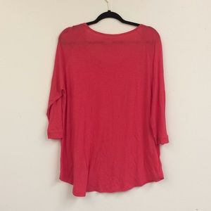 Lucky Brand Tops - Lucky Brand Super Soft Tunic Top Size 2X